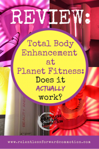 Total Body Enhancement at Planet Fitness – A Review