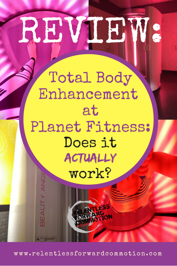 Total Body Enhancement At Planet Fitness A Review