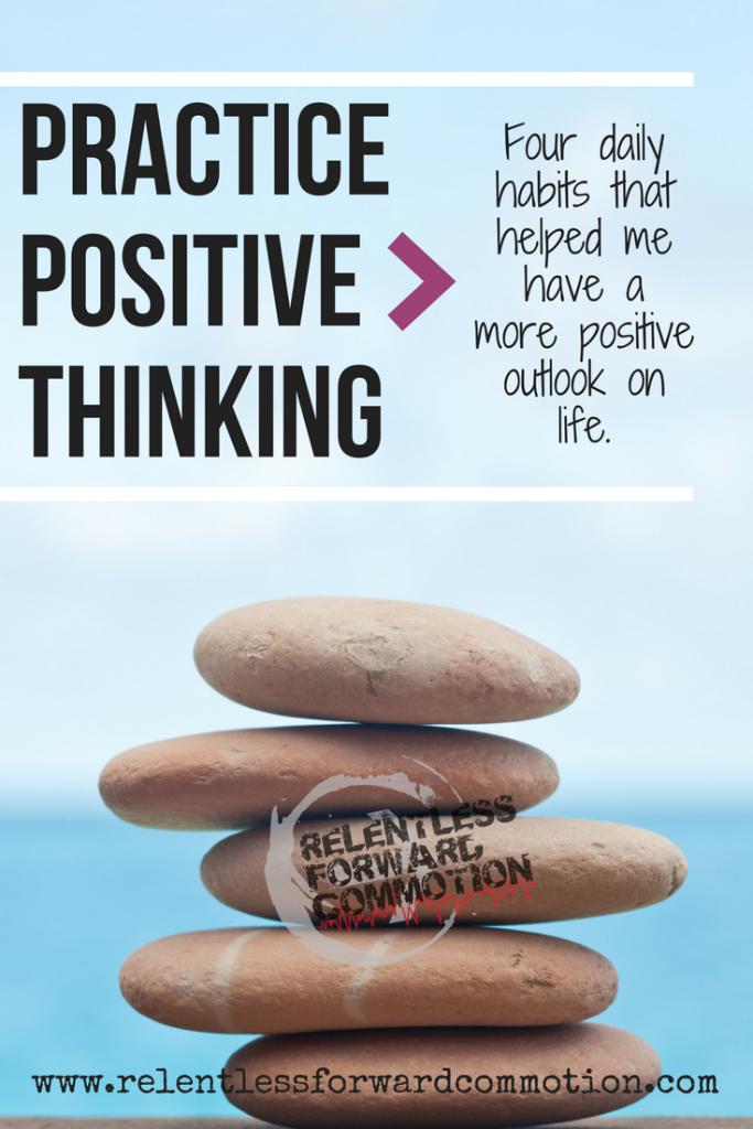 Practicing Positivity