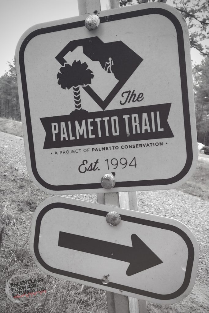 Palmetto Trail Sign