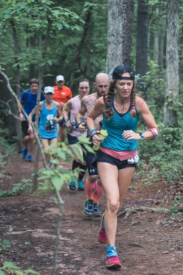 Heather Hart running