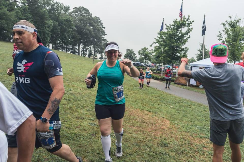 Kate Boucher shares reasons to run a 50K