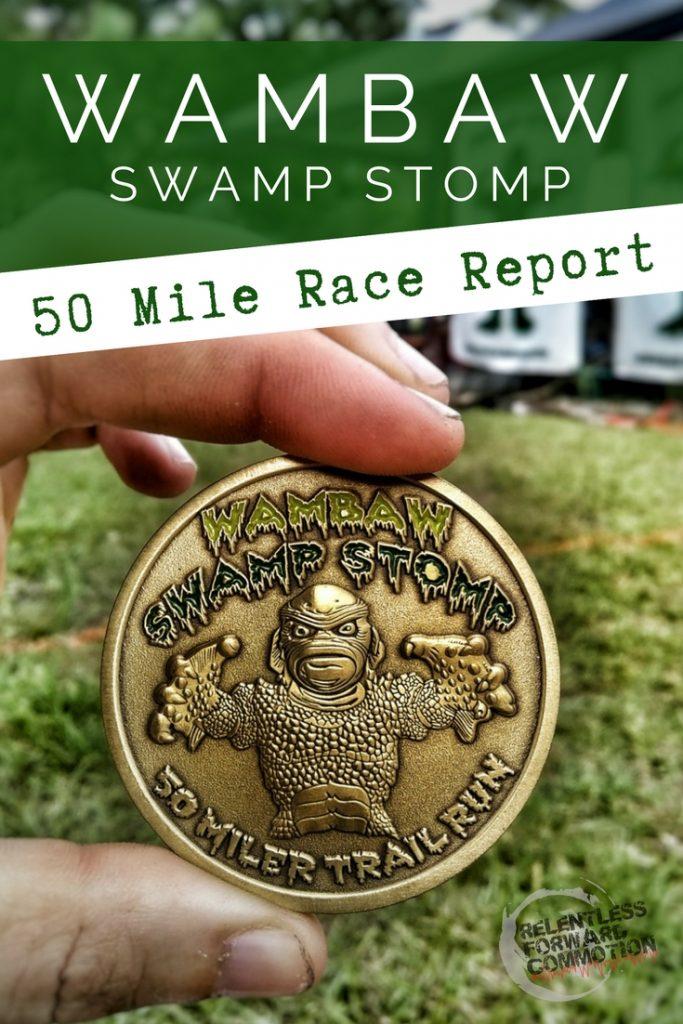 Wambaw Swamp Stomp 50 Mile