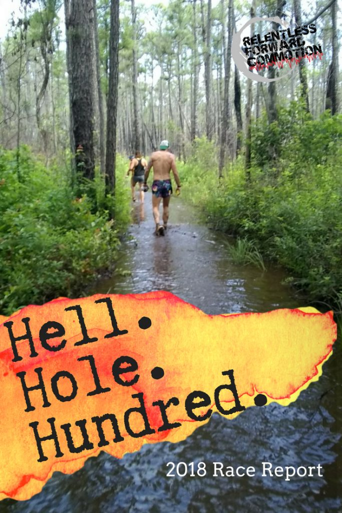2018 Hell Hole Hundred Stories From A Chicken Bell Ringer
