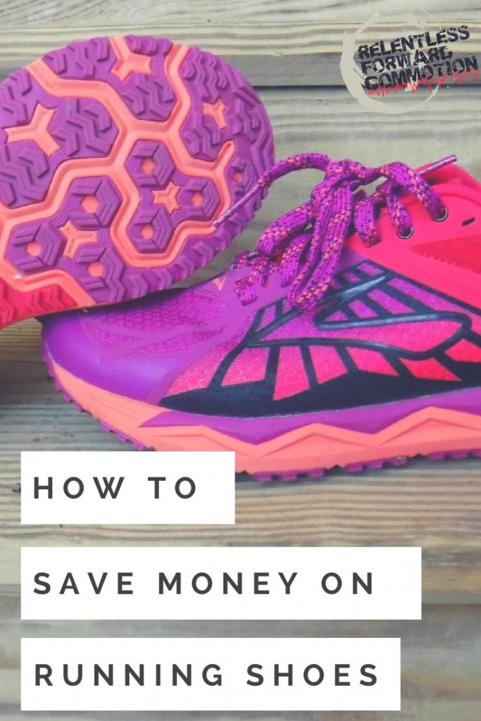 How to Save Money on Running Shoes
