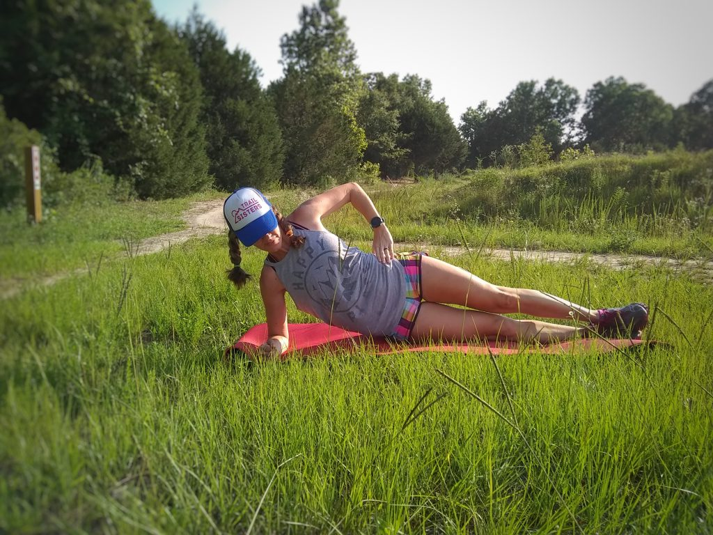 Core Strengthening Exercise for Trail Runners