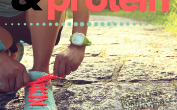 How much protein do runners really need