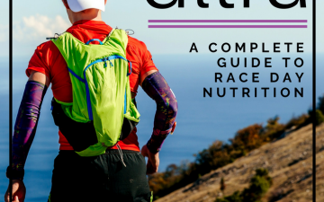 Fueling for an ultramarathon