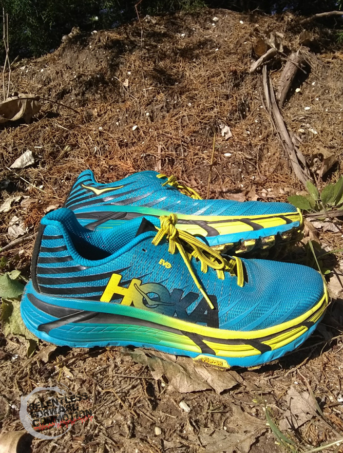 Hoka EVO Mafate Review