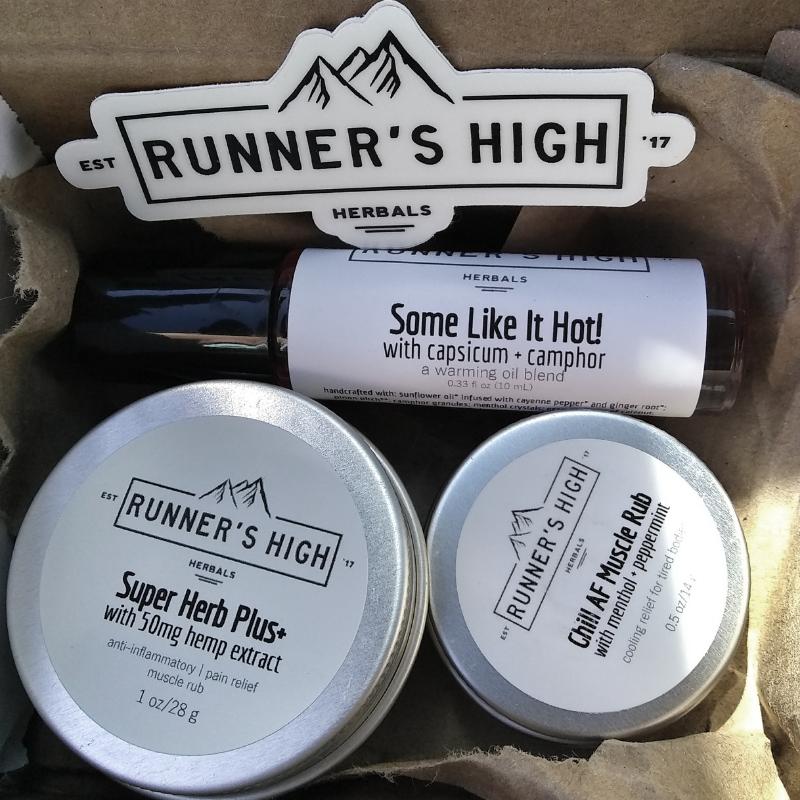 Runner's High Herbals