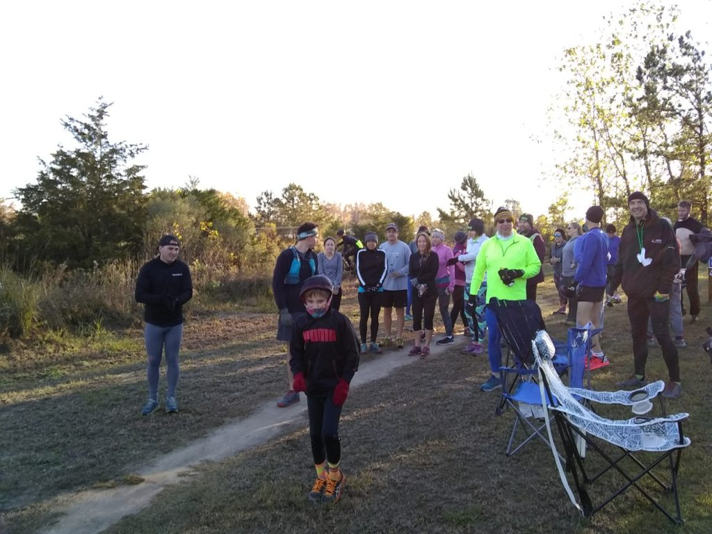 Trail Weenie Turkey Trot