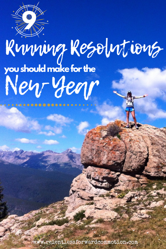 Running Resolutions
