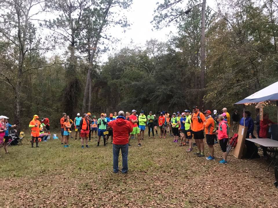 Last Chance Trail Run