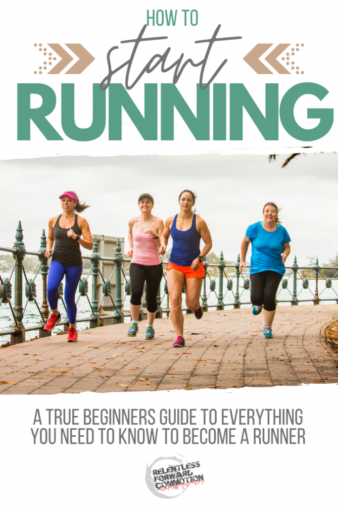 How to start running: a true beginners guide covering everything you need to help you go from hesitant non-runner, to confidently, effortlessly logging miles.