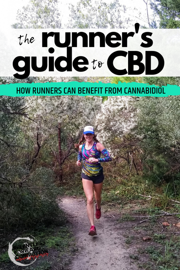 the runner's guide to CBD: How Runner's Can Benefit from Cannabidiol