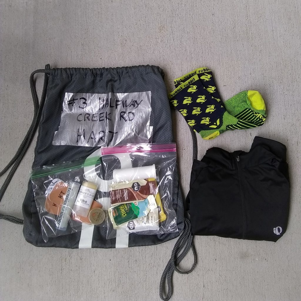 The Beginners Guide to Packing an Ultramarathon Drop Bag