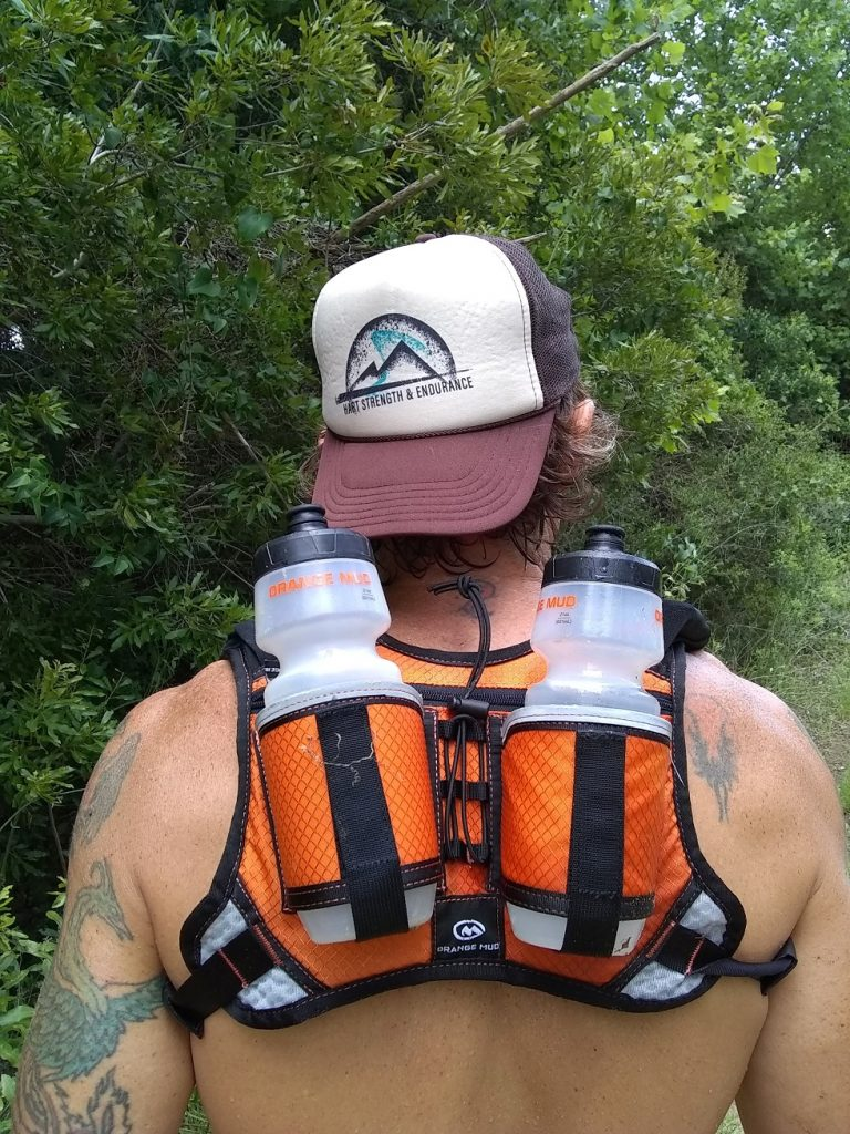 Orange Mud hydration pack