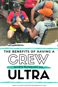The Benefits of Having a Crew When Running an Ultra