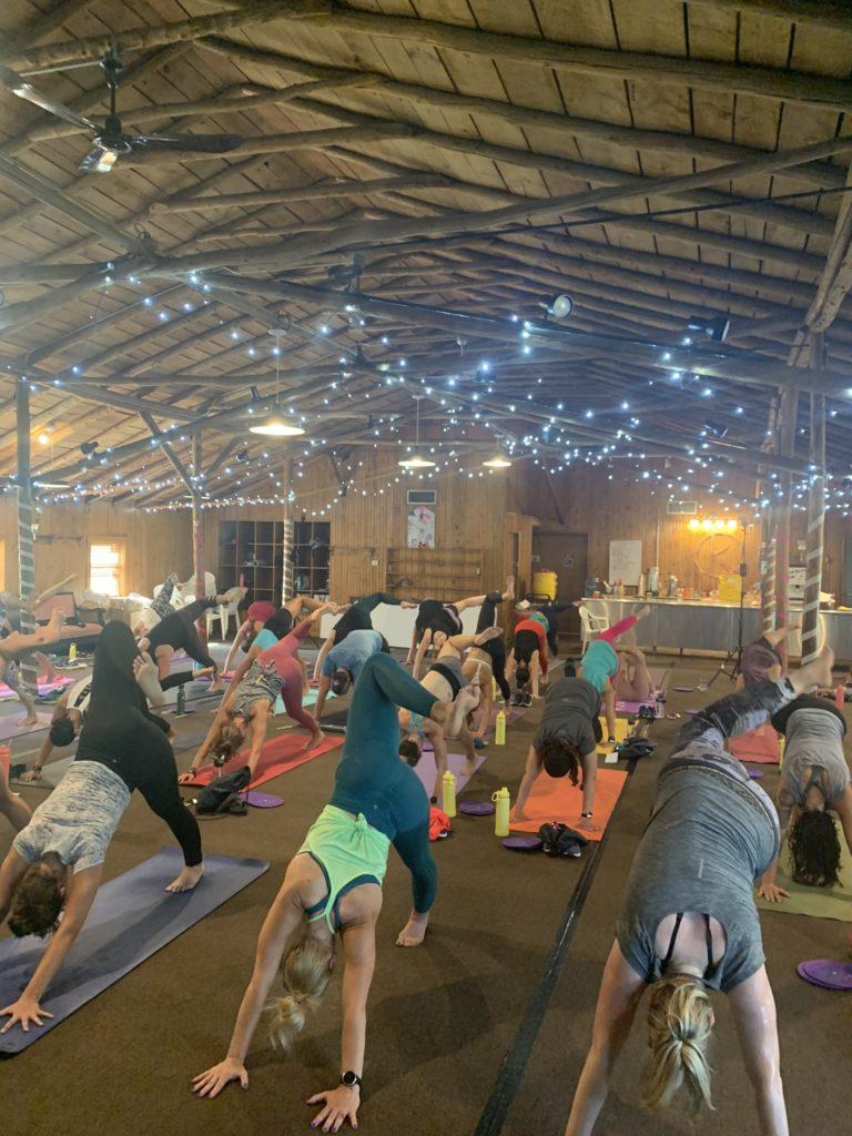 EMPOWER Summer Camp Yoga