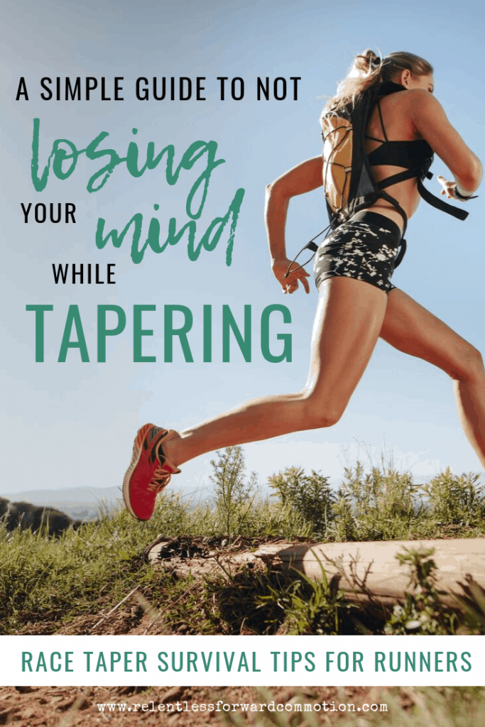 Coach Heather's Guide to Not Losing Your Mind while Tapering