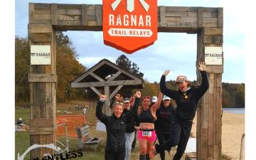 RagRagnar Trail Relay Wawayanda Lake Recap