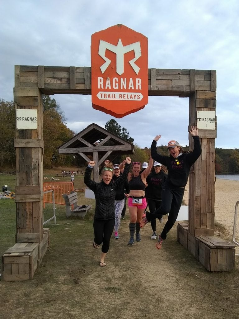 Ragnar Trail Relay Wawayanda Lake