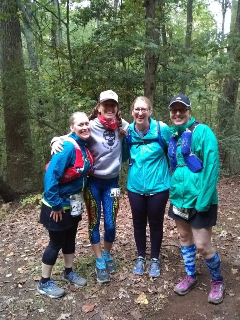 Paris Mountain 50K / North Lake 25K Recap