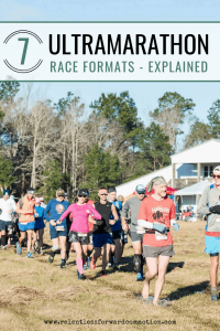 7 Ultramarathon Race Formats Explained