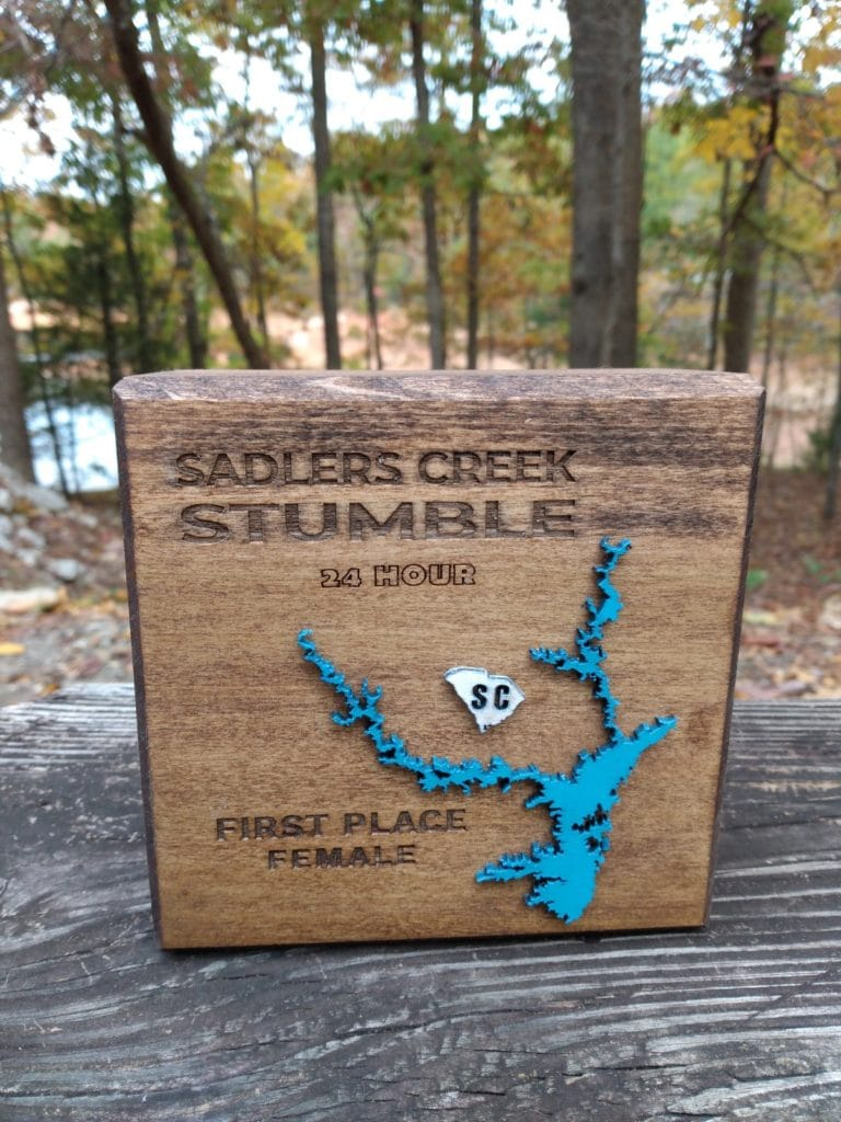 Sadlers Creek Stumble Trophy