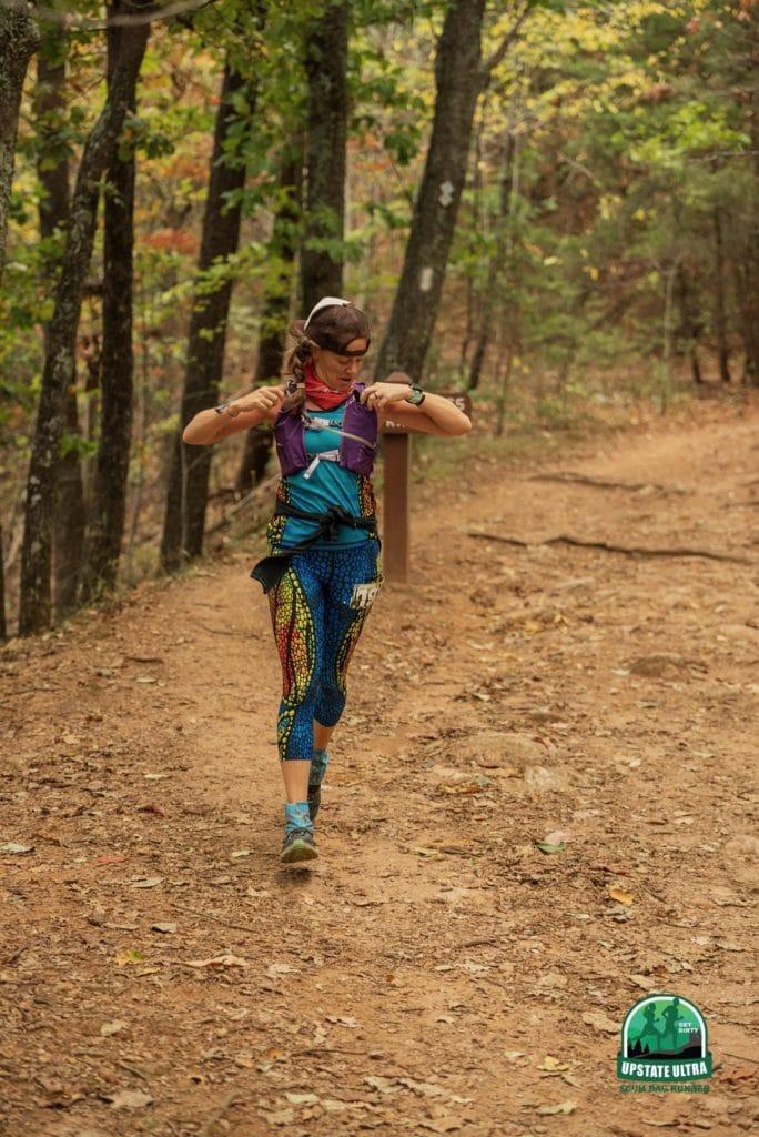 Heahter Hart, ultramarathoner