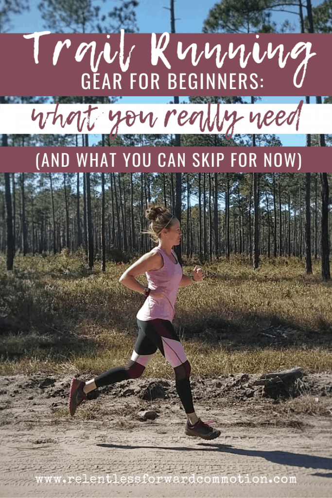 Trail Running Gear for Beginners: What You Really Need (and What You Can Skip)