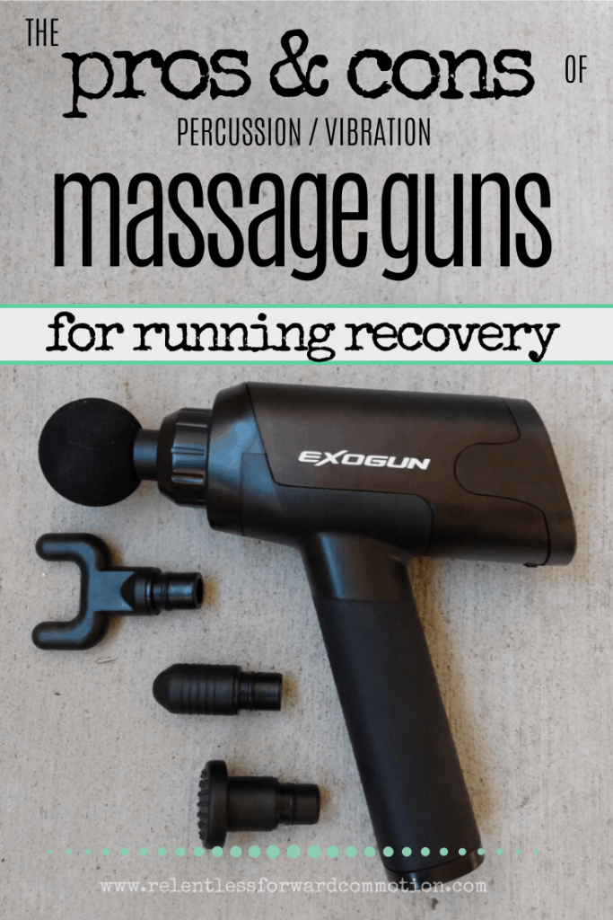 Runners are always hunting for the best and most effective way to recover from hard workouts and races.   And who can blame them? The ability to recover quickly means athletes can continue training hard, which in theory, means progression to becoming a faster, stronger runner.    Naturally, when a new recovery technique or product hits the endurance community, it tends to go viral.  Percussion / vibration massage guns are no exception.   So, what's the deal with these recovery tools?  Are they worth the hype?  Do they actually work?  Let's dig deeper.