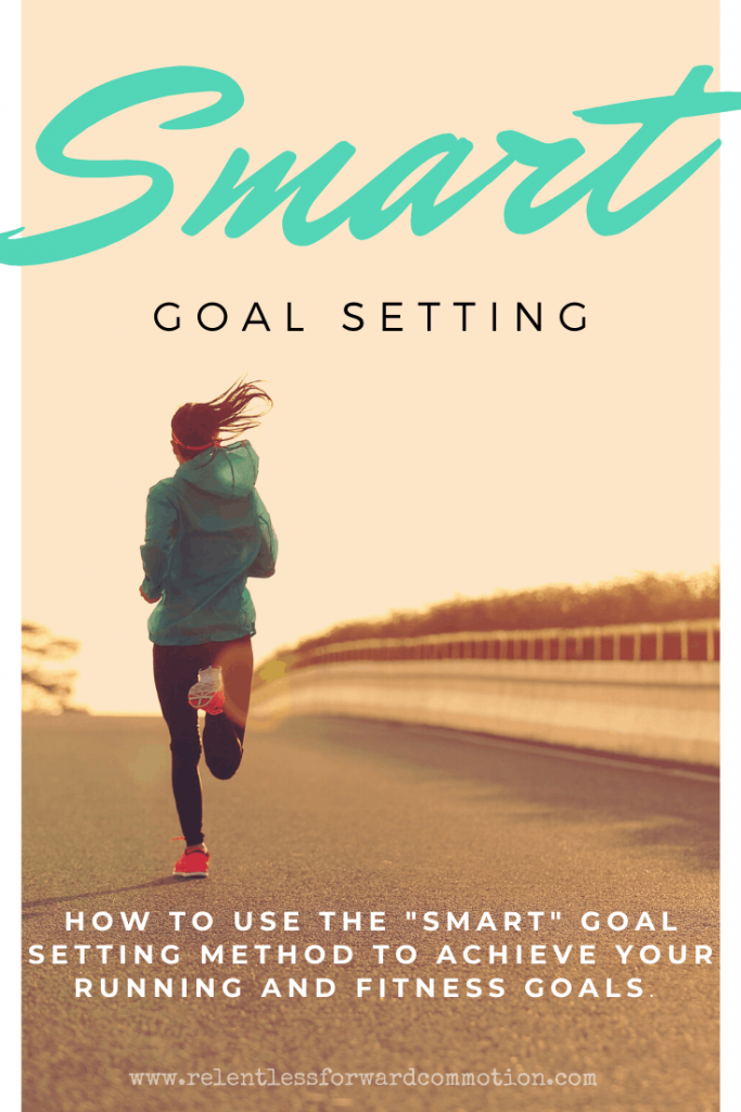 "How to use ""SMART"" goal setting for runners: a method designed to help you set achievable, attainable, goals that come with a solid plan for success."