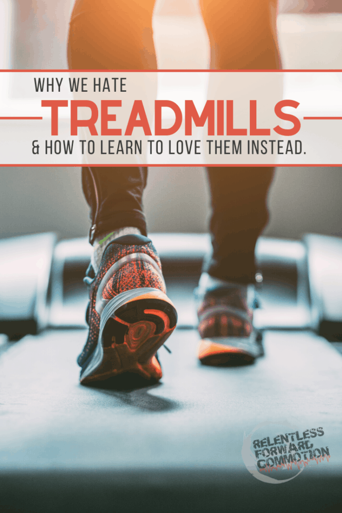 Hate the treadmill? You aren't alone. An in depth discussion as to why some runners dislike the treadmill, as well as helpful tips to help change your mind.