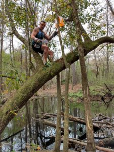 Palmetto Swamp Fox Adventure Race Recap