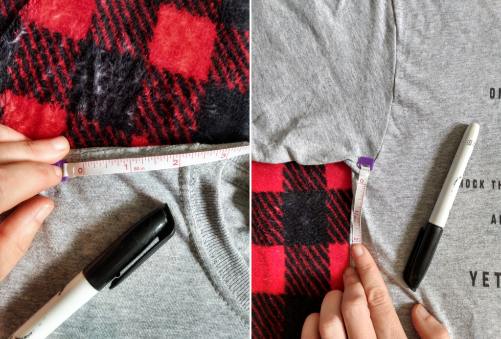 How to Cut a Shirt into a Tank Top - No Sewing Required