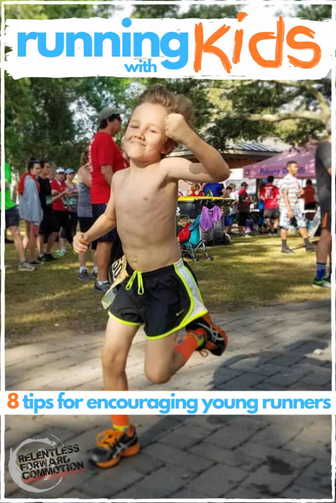 Take it from me, a veteran running mom: running with kids can be fun, or it can be a total disaster.  Here are 8 tips to encourage young runners to build a healthy relationship with running, and teach them how to love to run!