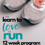 Learn to Love to Run Program for Beginners