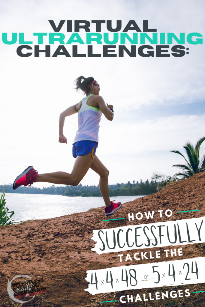 How to Successfully Tackle the 4x4x48 / 5x4x24 Running Challenges