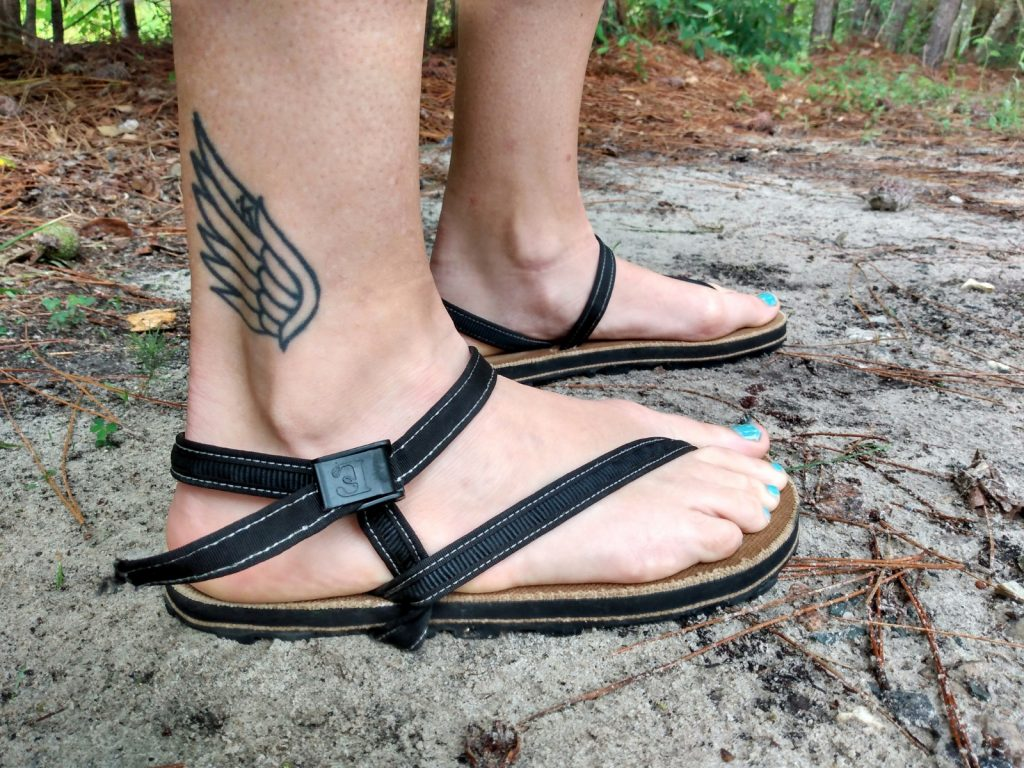 Earth Runner's Cadence Adventure Sandals Review