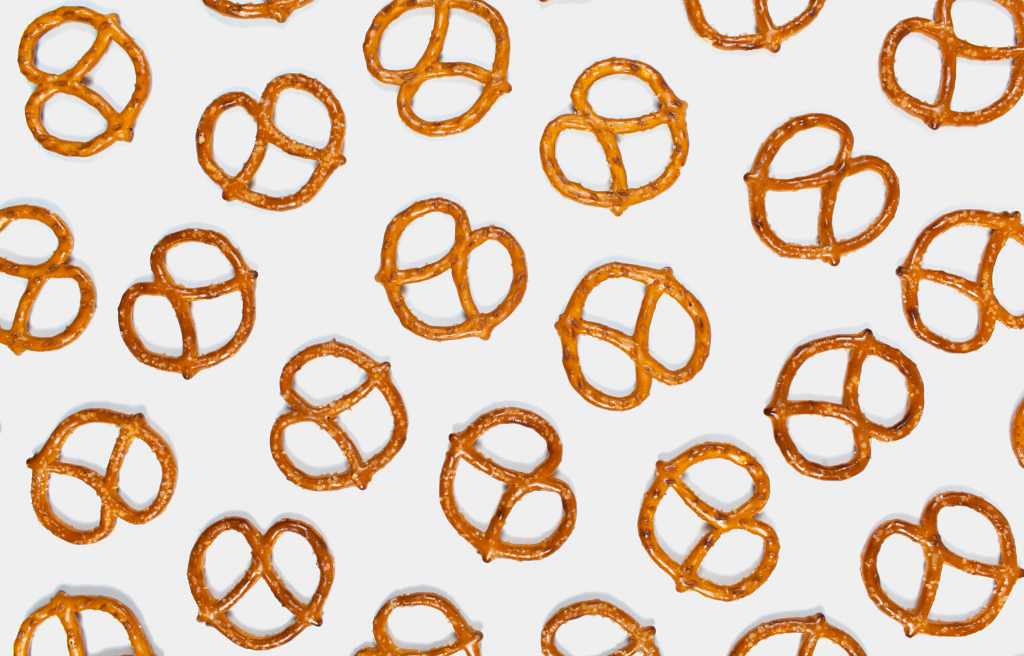 Pretzels can be used as Real Food Endurance Fuel Alternatives