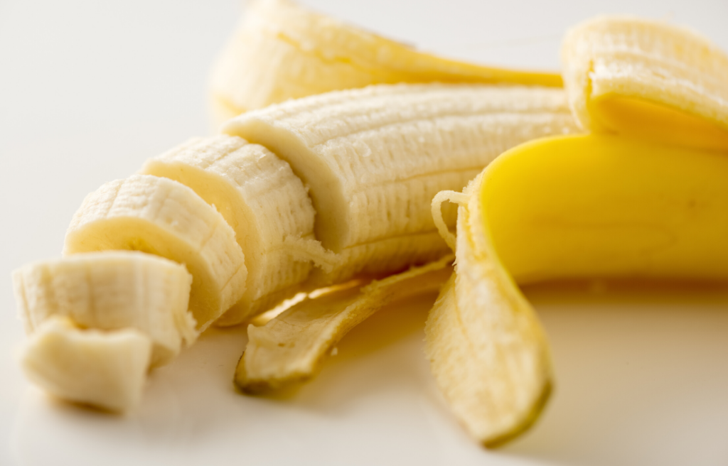 Bananas are great Real Food Endurance Fuel Alternatives