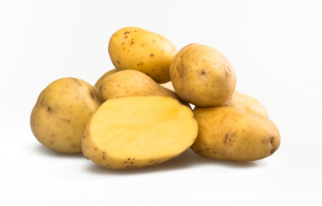 Boiled Potatoes are great Real Food Endurance Fuel Alternatives