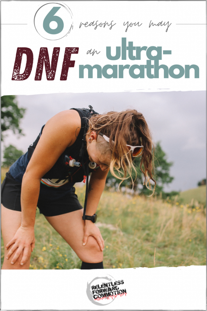 Dive into 6 common reasons why runners DNF an ultramarathon, and learn how you can avoid making these ultra race day mistakes.