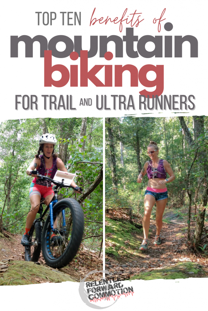 Top 10 Benefits of Mountain Biking for Trail and Ultra Runners